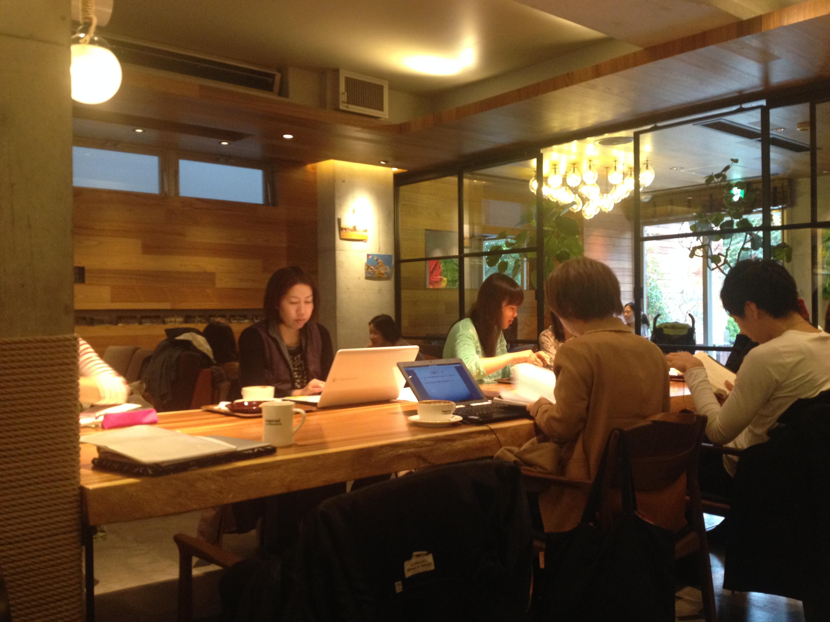 Inspired By Starbucks A Shimokitazawa Cafe Deepjapan